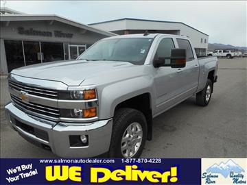 Chevrolet Silverado 3500hd For Sale Idaho
