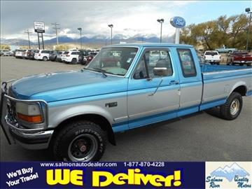 1992 Ford F 150 For Sale