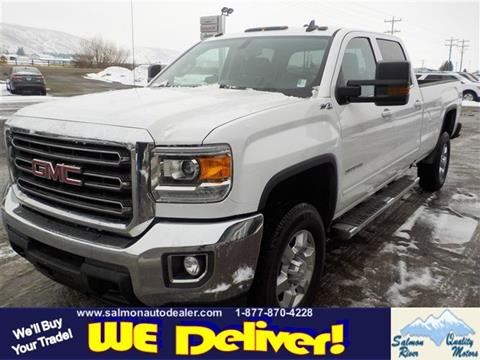 2018 GMC Sierra 2500HD for sale in Salmon, ID