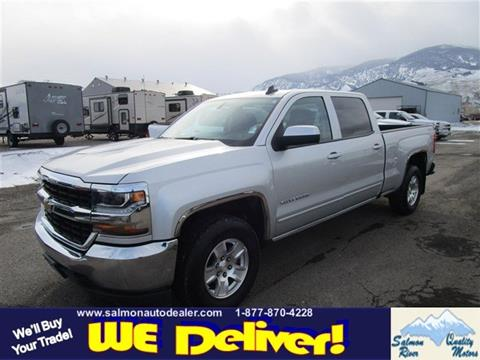 Chevrolet trucks for sale in salmon id for Quality motors salmon idaho