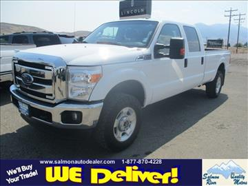2015 Ford F-350 Super Duty for sale in Salmon, ID