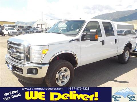 Ford Super Duty For Sale >> Used Ford F 250 Super Duty For Sale In Idaho Carsforsale Com