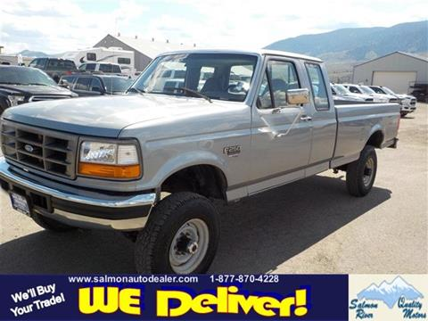 1997 Ford F-250 for sale in Salmon, ID