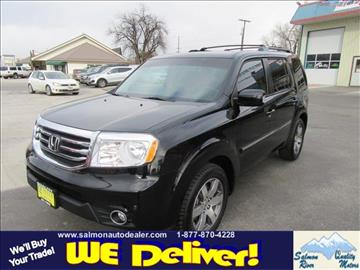 2013 Honda Pilot for sale in Salmon, ID