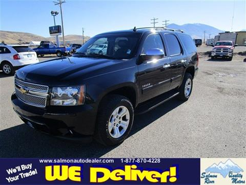 2014 Chevrolet Tahoe for sale in Salmon, ID