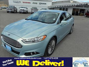 Best used cars for sale salmon id for Quality motors salmon idaho