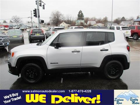2015 Jeep Renegade for sale in Salmon, ID