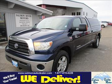 2007 Toyota Tundra for sale in Salmon, ID