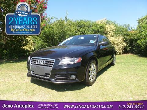 2010 Audi A4 for sale in Watauga, TX