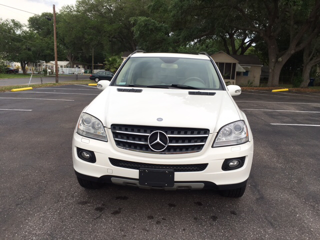 2007 mercedes benz m class ml350 awd 4matic 4dr suv in for Mercedes benz of tampa phone number