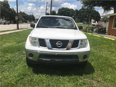 2005 Nissan Frontier for sale in Tampa, FL