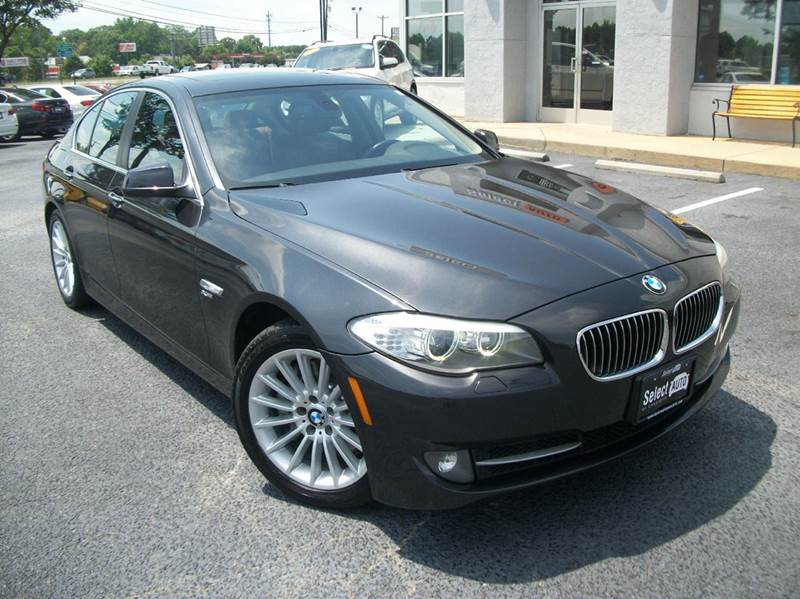 2011 bmw 5 series 535i xdrive awd in matthews nc select auto of charlotte. Black Bedroom Furniture Sets. Home Design Ideas