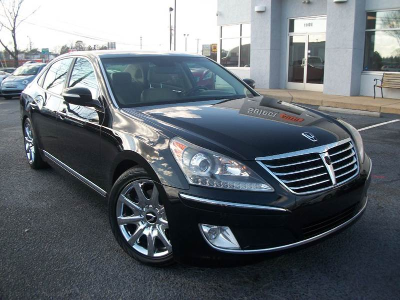 Hyundai Equus For Sale Carsforsale Com