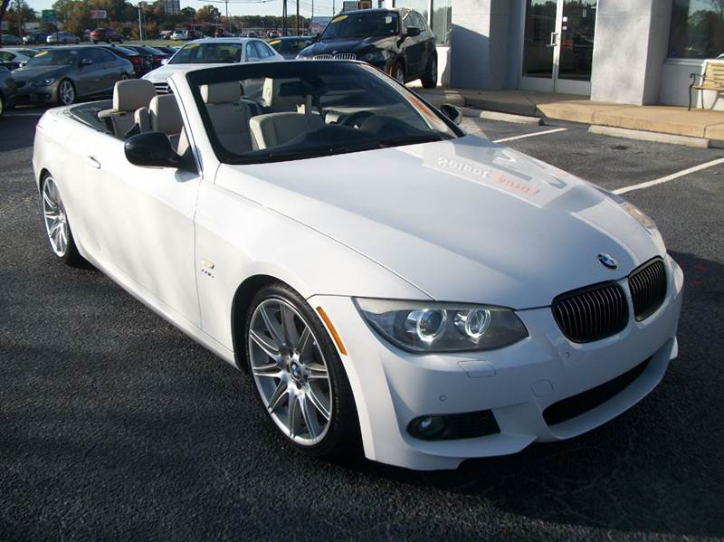 Bmw Series Is Dr Convertible In Matthews NC Select - 2011 bmw convertible