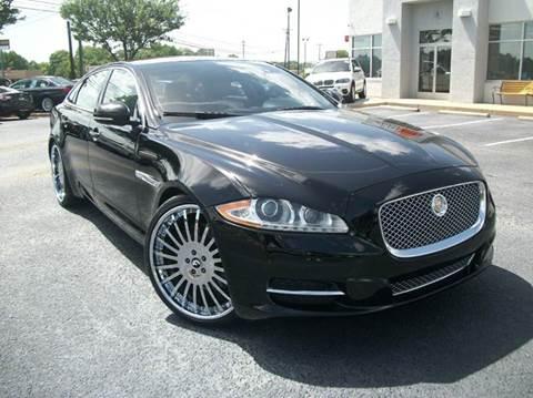 2011 Jaguar XJL for sale in Matthews, NC