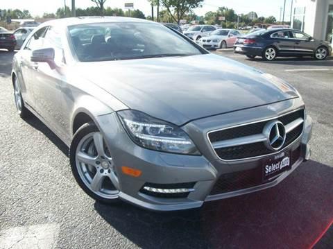 2013 Mercedes-Benz CLS for sale in Matthews, NC