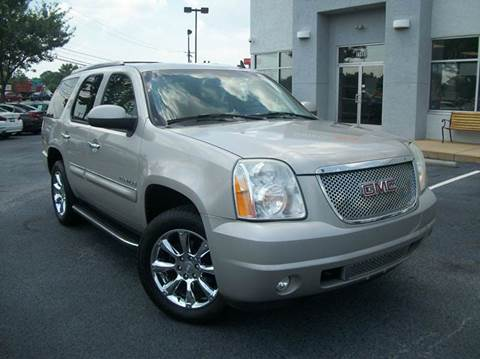 2007 GMC Yukon for sale in Matthews, NC