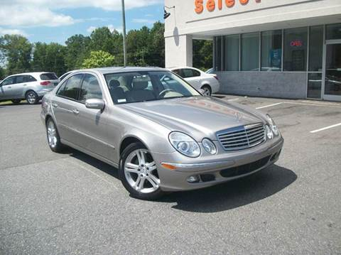 2006 Mercedes-Benz E-Class for sale in Charlotte, NC