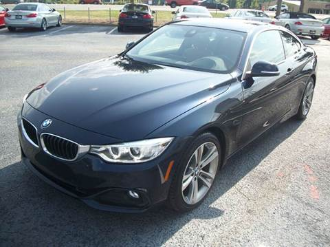 2016 Bmw 4 Series 428i 2dr Coupe SULEV In Matthews NC