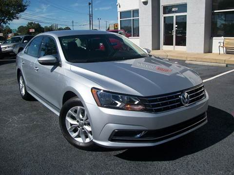 2016 Volkswagen Passat for sale in Matthews, NC