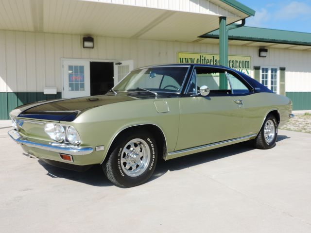 1968 Chevrolet Corvair Sprint