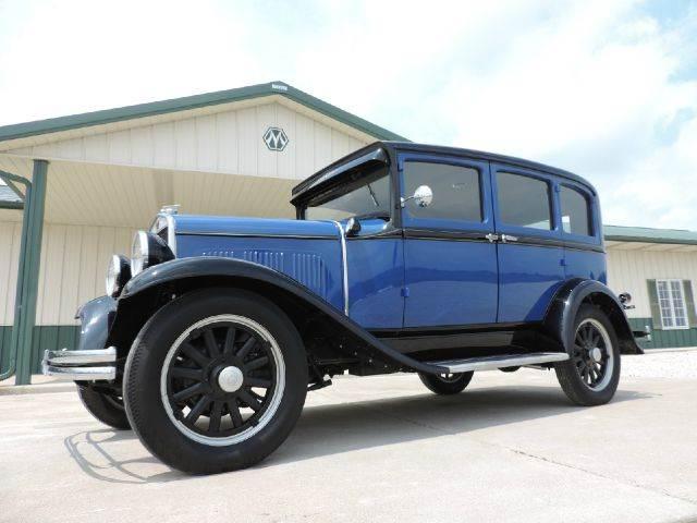 1930 Chrysler 4 Door