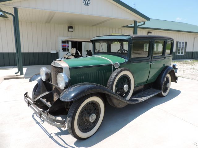 1928 Graham-Paige 4 Door
