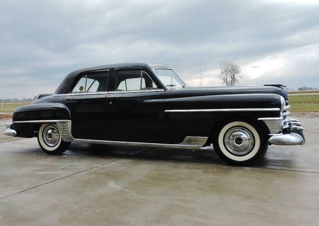 1950 Chrysler NewYorker