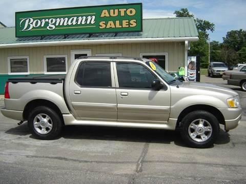 Ford Explorer Sport Trac For Sale Nebraska Carsforsale Com