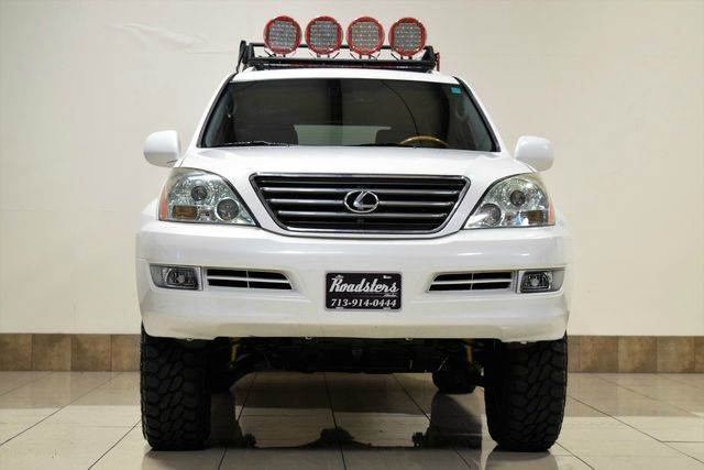 2007 lexus gx 470 4dr suv 4wd in houston tx roadsters auto. Black Bedroom Furniture Sets. Home Design Ideas
