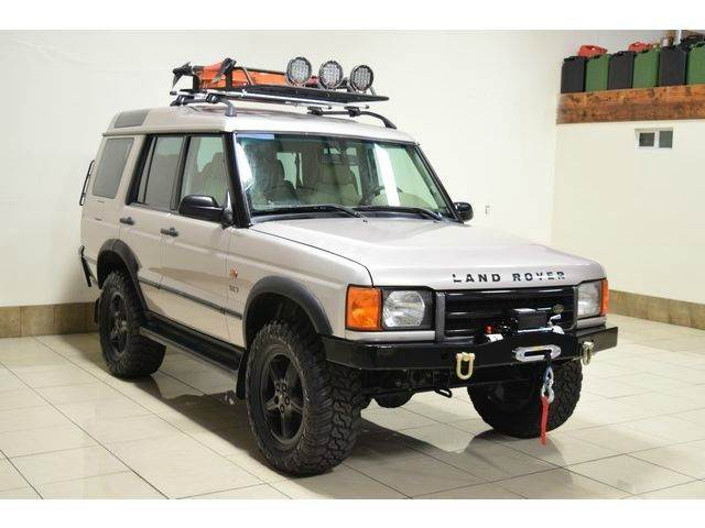 2001 land rover discovery series ii houston tx houston texas suvs vehicles for sale. Black Bedroom Furniture Sets. Home Design Ideas