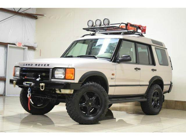 2001 Land Rover Discovery Series Ii Se 4wd 4dr Suv In