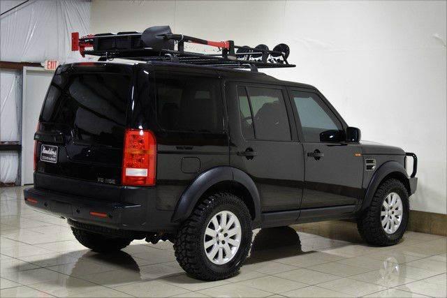2005 land rover lr3 hse 4wd 4dr suv in houston tx. Black Bedroom Furniture Sets. Home Design Ideas