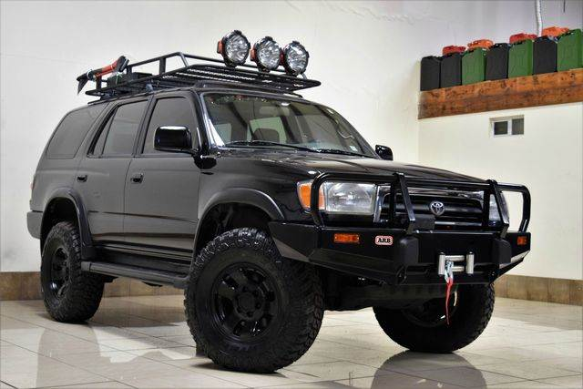 1997 toyota 4runner 4dr sr5 4wd suv in houston tx roadsters auto. Black Bedroom Furniture Sets. Home Design Ideas