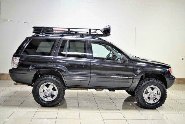 2003 jeep grand cherokee limited 4wd 4dr suv in houston tx. Black Bedroom Furniture Sets. Home Design Ideas