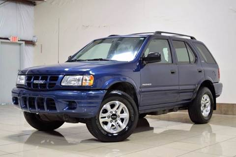 2002 Isuzu Rodeo for sale in Houston, TX