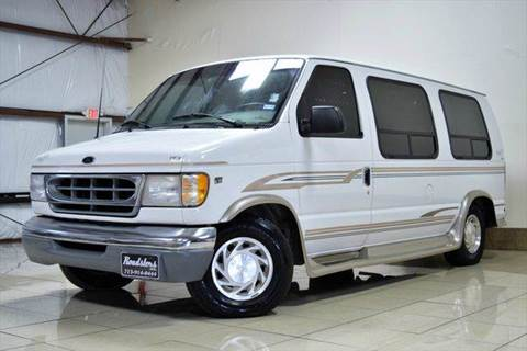2000 Ford E 150 For Sale In Houston TX