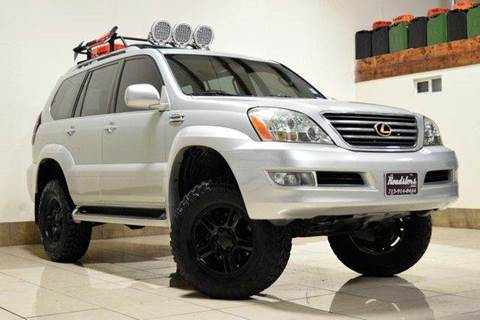 Lexus Gx 470 For Sale Tomball Tx Carsforsale Com