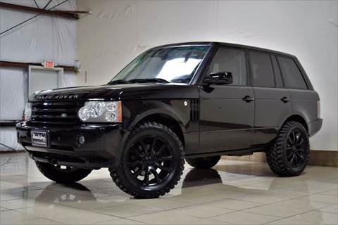 2006 Land Rover Range Rover for sale in Houston, TX
