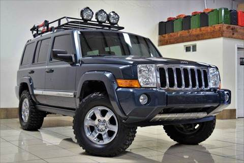 2006 Jeep Commander for sale in Houston, TX