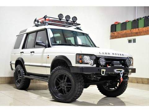 land rover discovery for sale texas. Black Bedroom Furniture Sets. Home Design Ideas