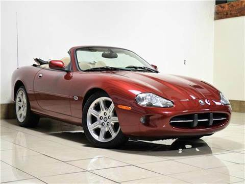 2000 Jaguar XK-Series for sale in Houston, TX