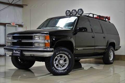 1998 Chevrolet Suburban For Sale Carsforsale Com