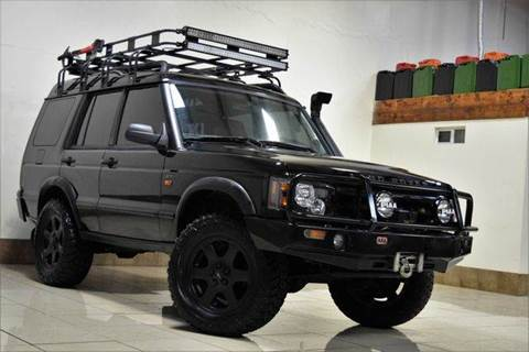 2004 Land Rover Discovery for sale in Houston, TX