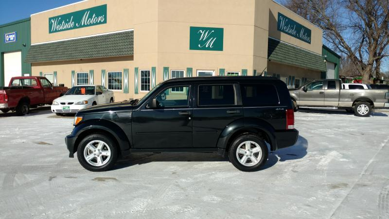 2011 dodge nitro 4x4 sxt 4dr suv in orange city ia
