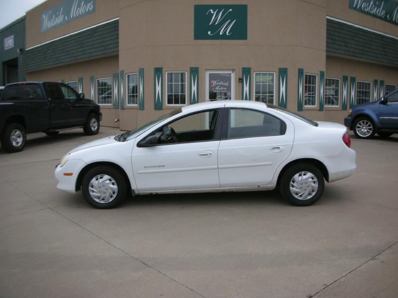2000 dodge neon for sale for Star motors iowa city