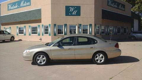 2000 Ford Taurus for sale in Orange City, IA