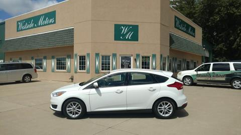 2015 Ford Focus for sale in Orange City, IA