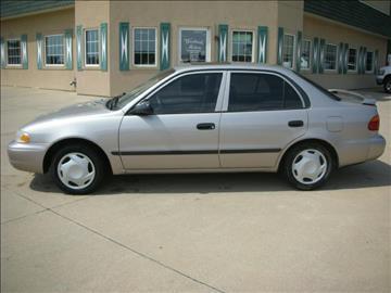 2001 Chevrolet Prizm for sale in Orange City, IA