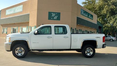 2013 Chevrolet Silverado 2500HD for sale in Orange City, IA